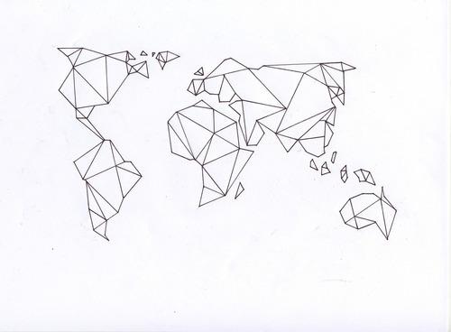 500x368 Continent Tattoo Tumblr