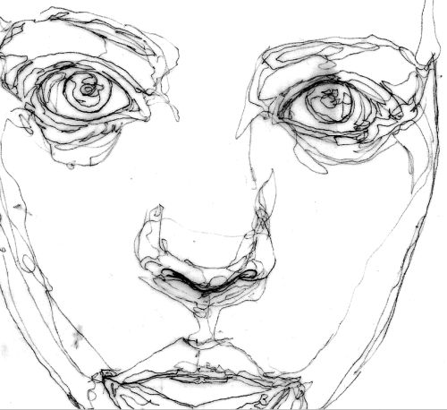 500x458 Image Result For Contour Vs Continuous Line Contour Line