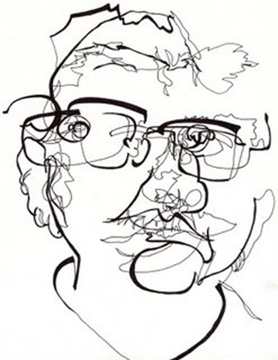 556x720 29 Best Blind Contour Images On Contour Drawings