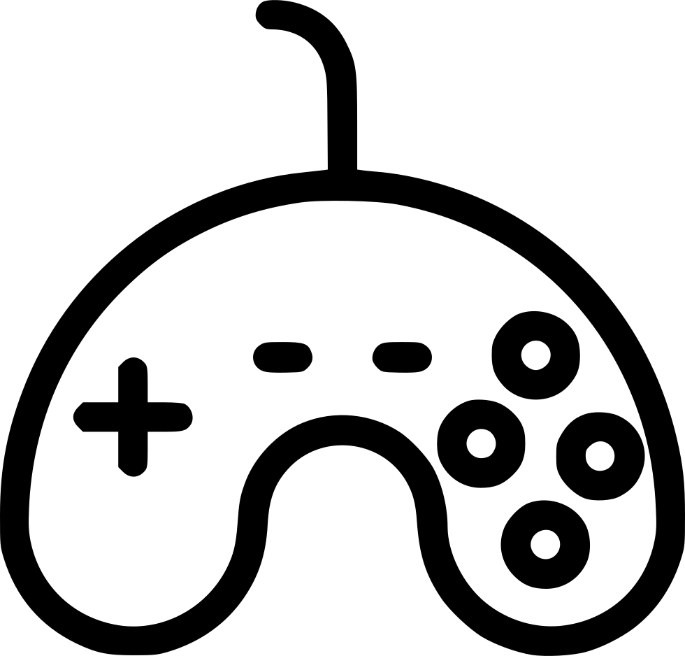 980x938 Video Game Controller Svg Png Icon Free Download ( 528298