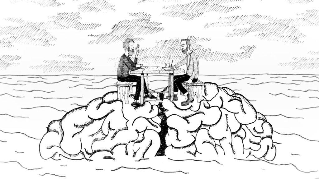 1024x576 Bryan Zanisnik Amp Eric Winkler's Animated Conversation Art21 Magazine