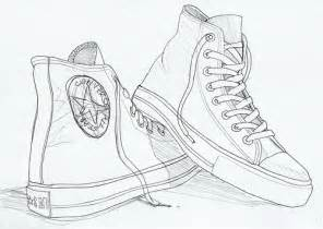 296x210 Converse Coloring Page