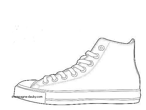 Converse Shoe Drawing at GetDrawings.com | Free for personal use ...