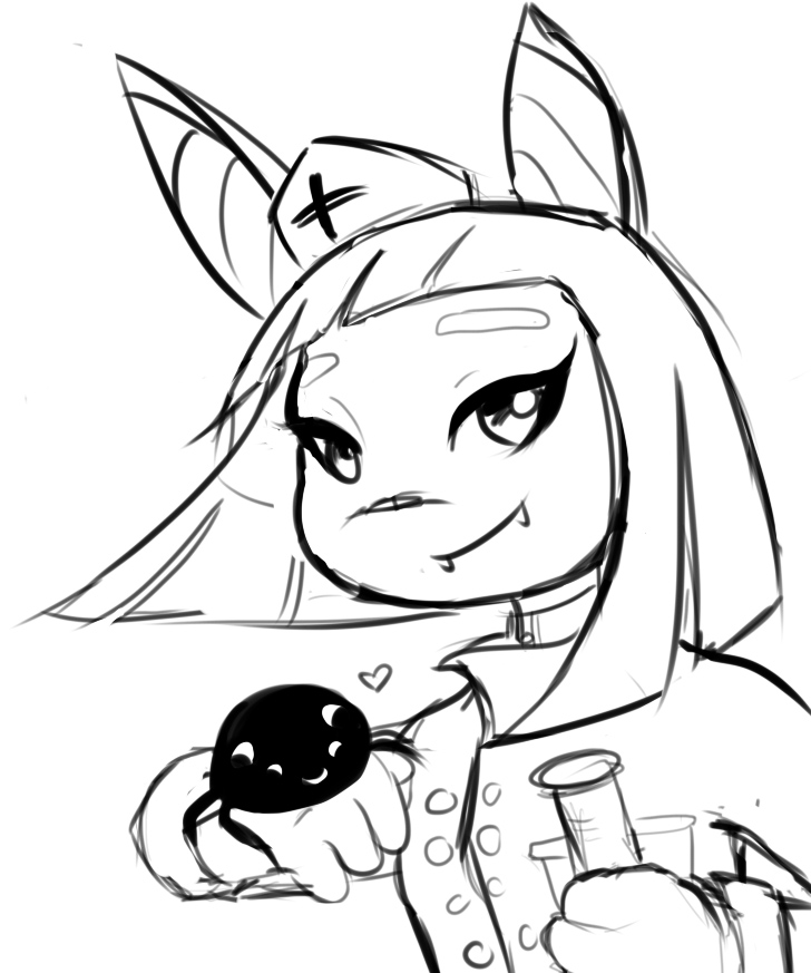 728x873 Just Started Using Paint Tool Sai I'M A Convert. Neopets