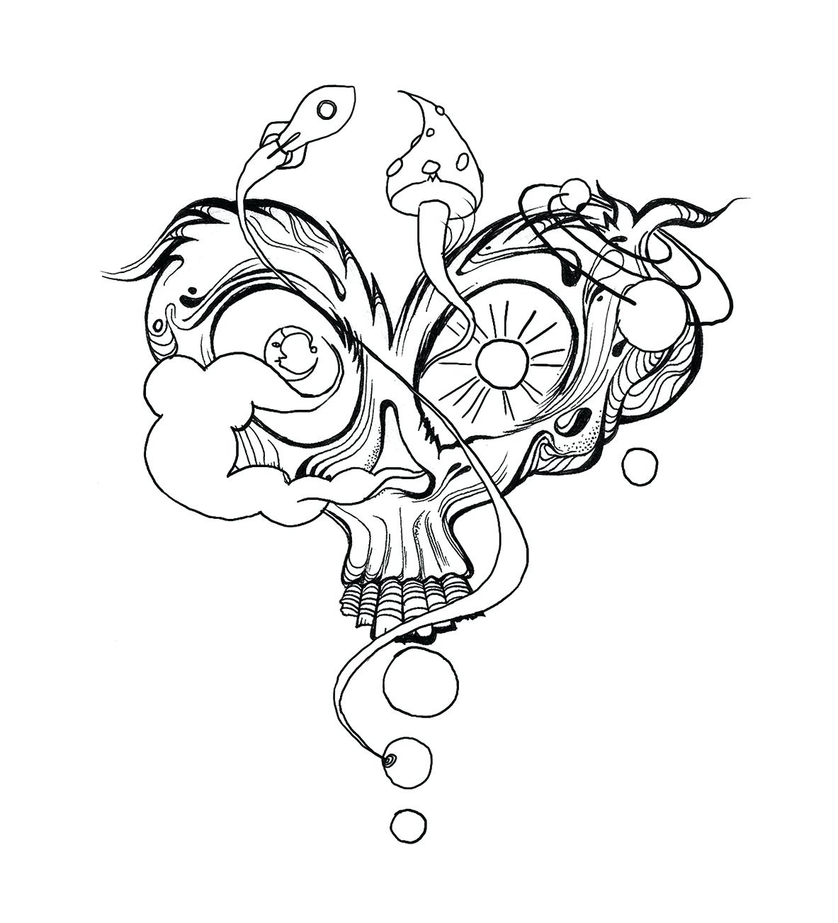 1183x1302 Convert Picture To Coloring Book Photoshop