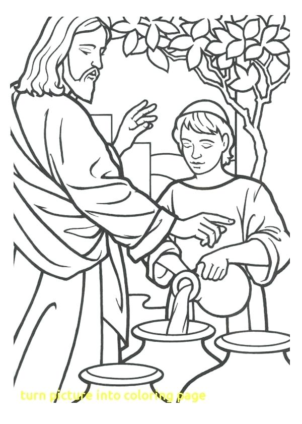 600x841 Convert Picture To Coloring Page Convert Photo To Coloring Page