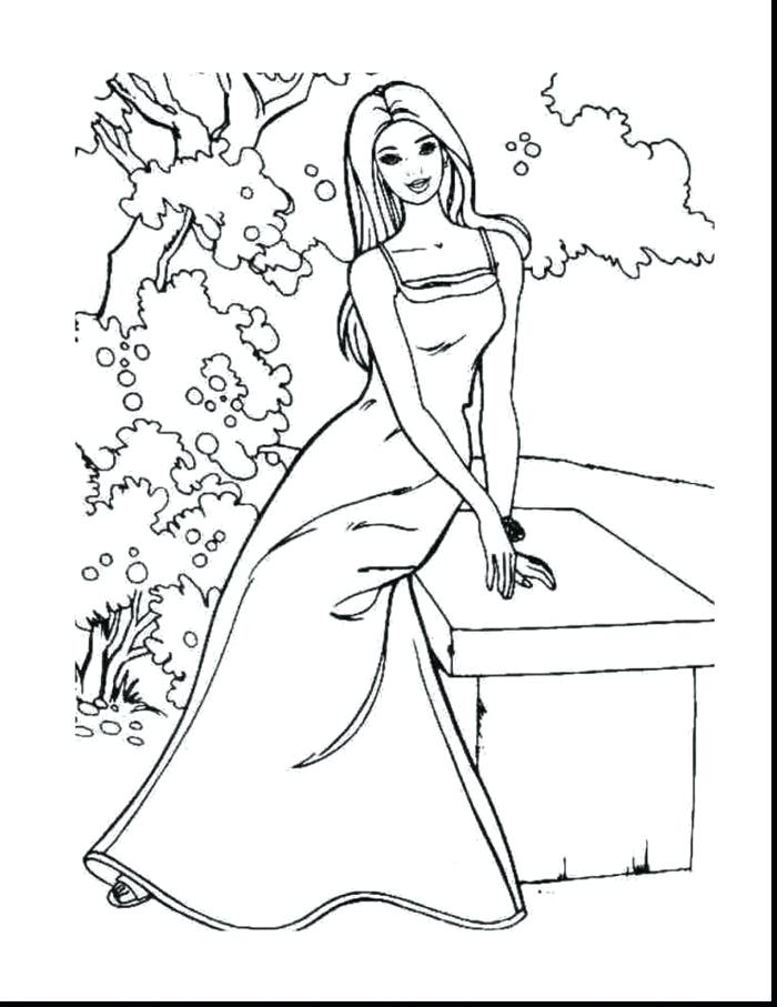 700x907 Turn Picture Into Coloring Page