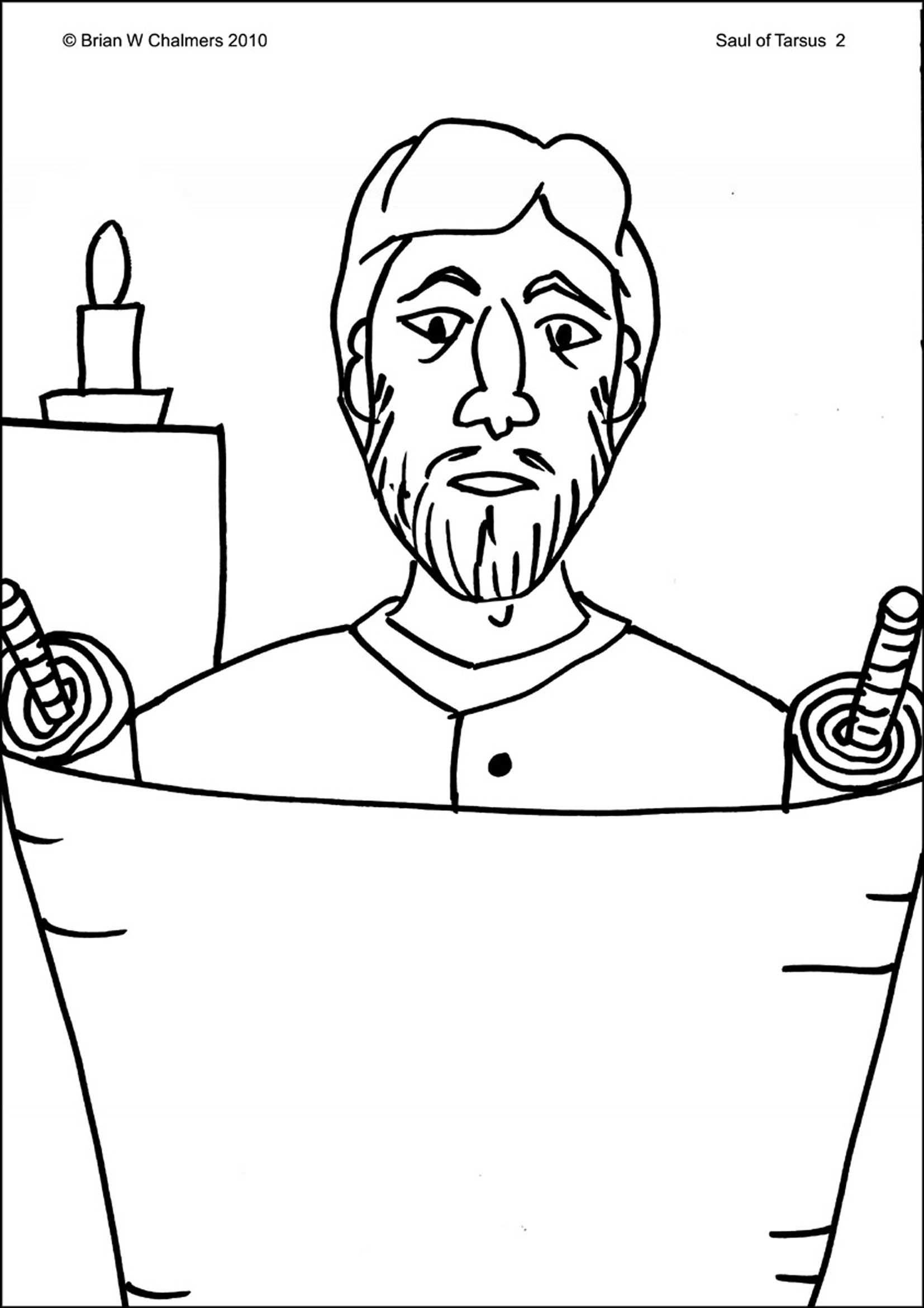convert photo to drawing free at getdrawings com free for personal paul preaching coloring page 1654x2339