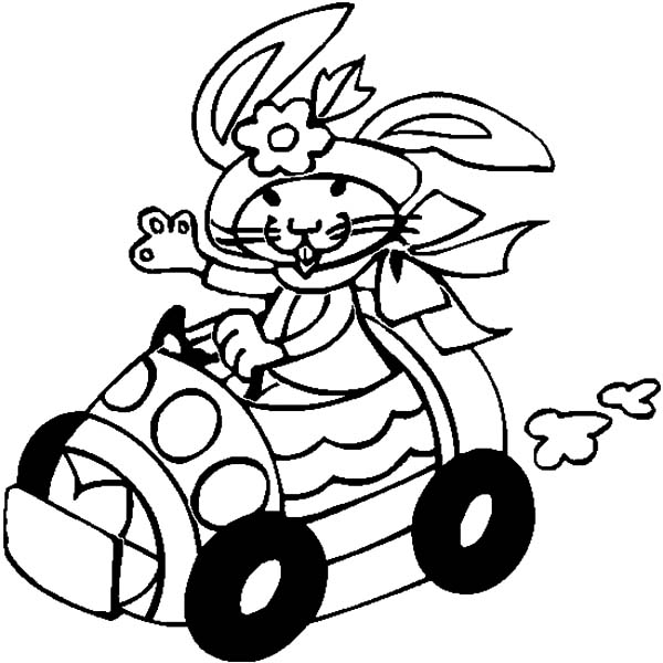 600x600 Woman Driving Convertible Car Coloring Pages Woman Driving