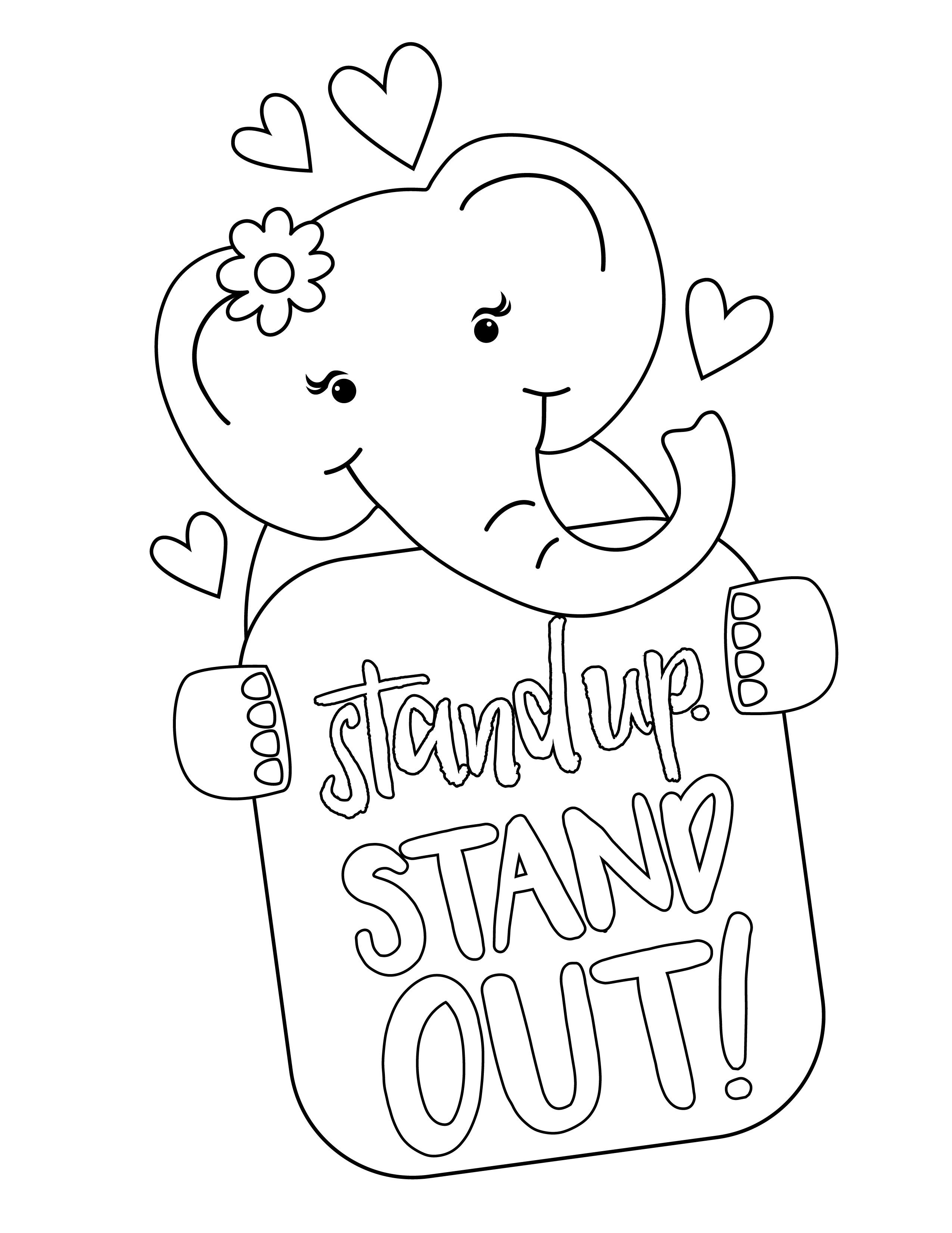2550x3300 Girl Scout Cookie Coloring Pages 2018 Girl Scout Cookie