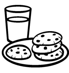 236x251 Plate Of Cookies Drawing Clipart Panda
