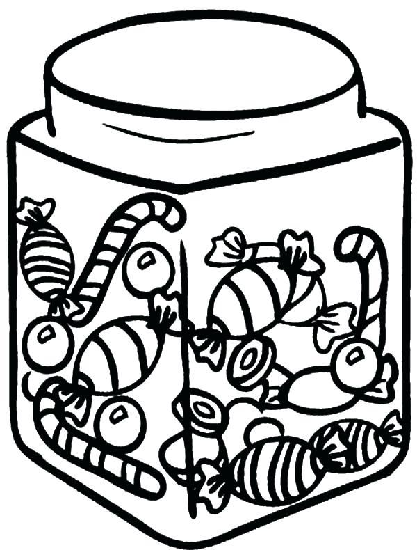 Cookie Jar Drawing at GetDrawings | Free download