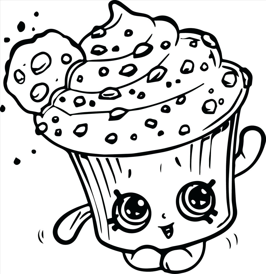 1024x1055 Coloring Monster Page Cookie Jar Pages