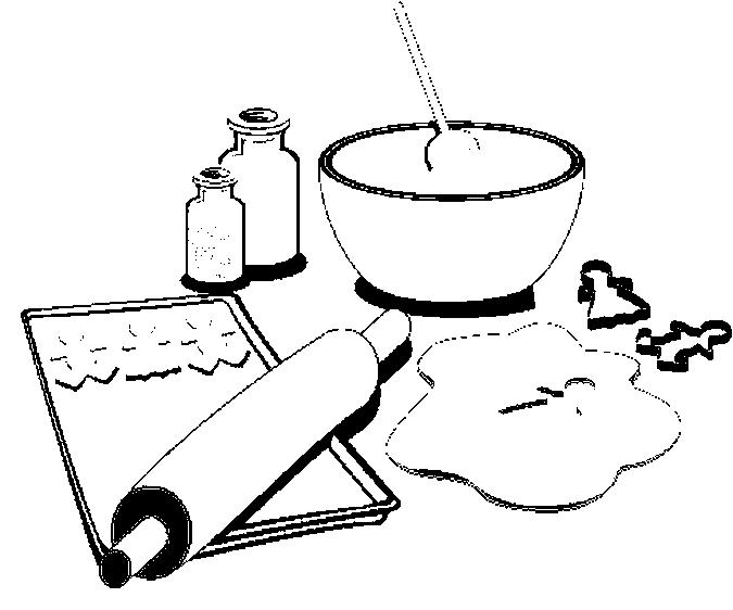 Cookies Drawing