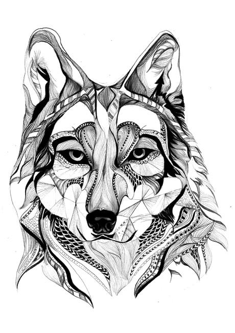 460x650 Pin By Darly Tarray On Maat Wood Veneer, Wolf And Tattoo