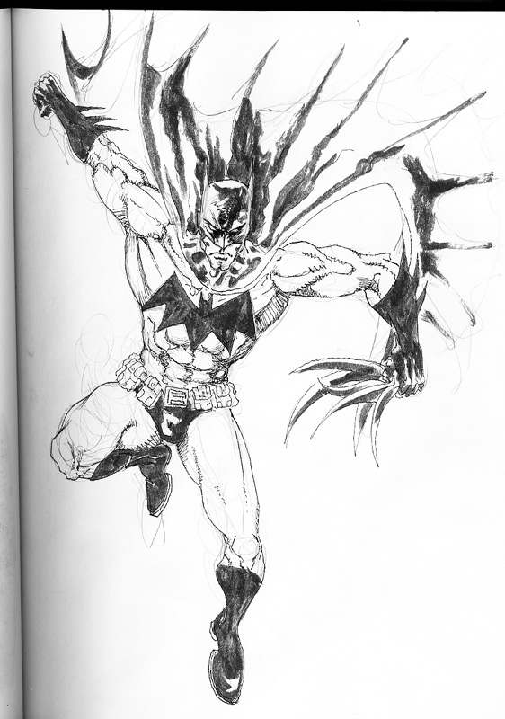 562x800 Graphic Apparatus I Just Like Drawing Batman