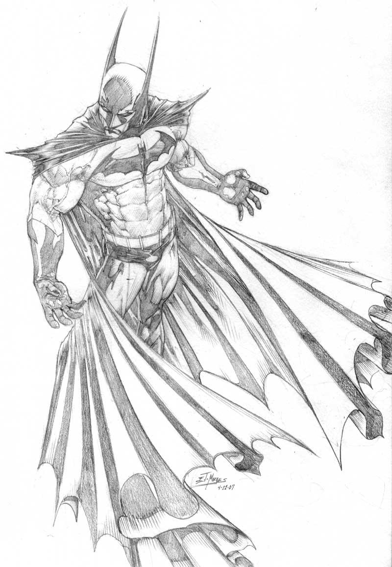 800x1157 Batman Drawings Oblivon