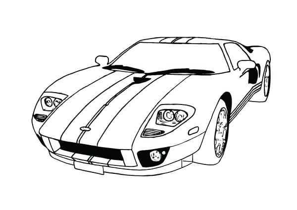 Cool Cars Drawing At GetDrawings.com