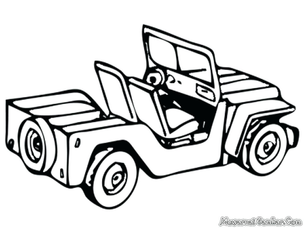 coloring Cool Cars Coloring Pages Jeep Car 2 Cool Cars Coloring