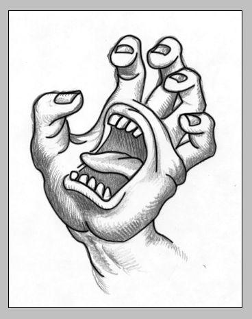 368x465 Cool Amazing Cartoon Drawings