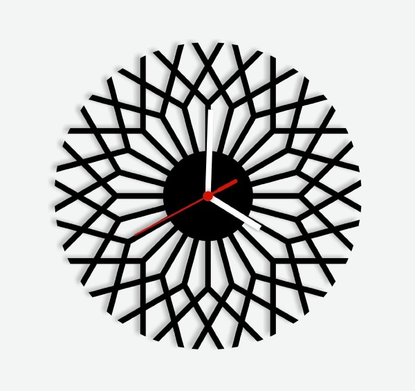 Cool Clock Drawing