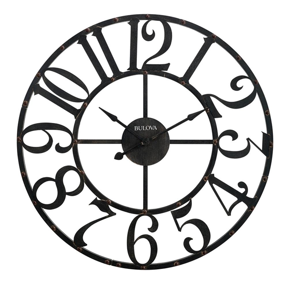 1000x1000 Clocks Wrought Iron Wall Clock Wrought Iron Clocks Uk, Decorative