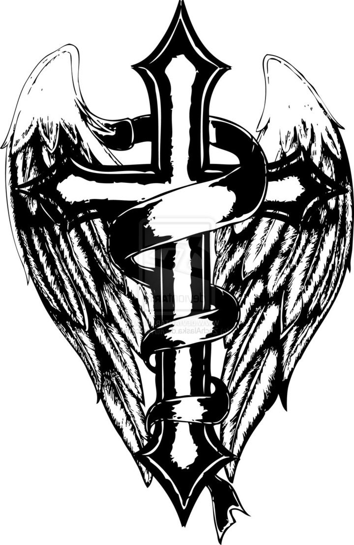 Cool Cross Drawing at GetDrawings | Free download