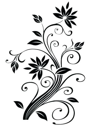 353x484 Drawings Of Cool Designs How To Draw A Cool Tattoo Step 5 Drawings