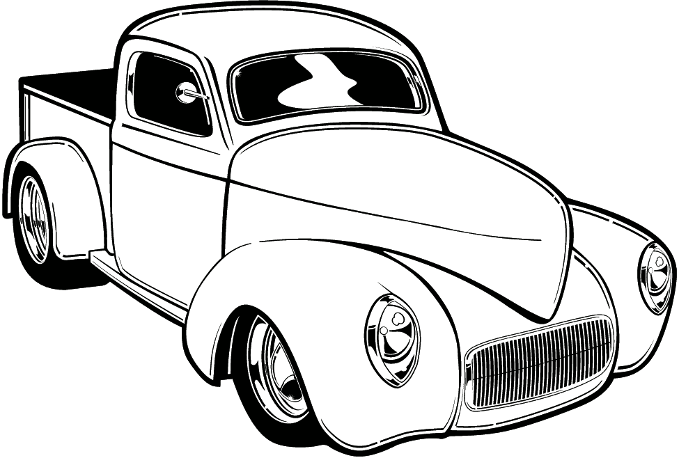 Free Car Coloring Pages For Adults : Cool drawing car at getdrawings free for personal use cool