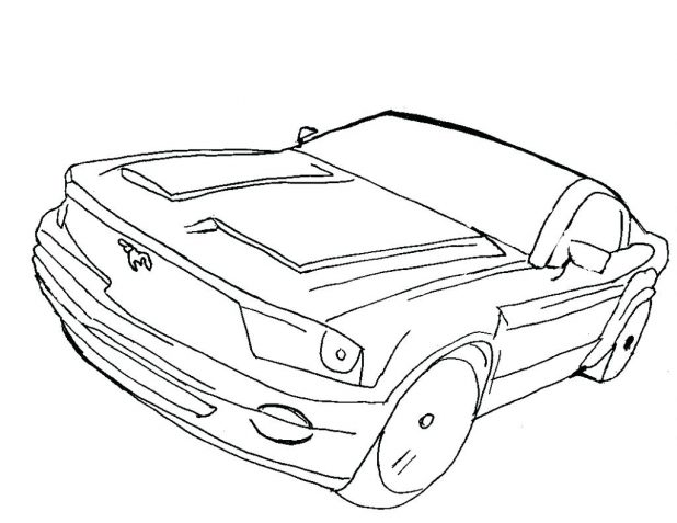 618x477 Coloring Pages Cars Car Trip Printables For Preschoolers Travel