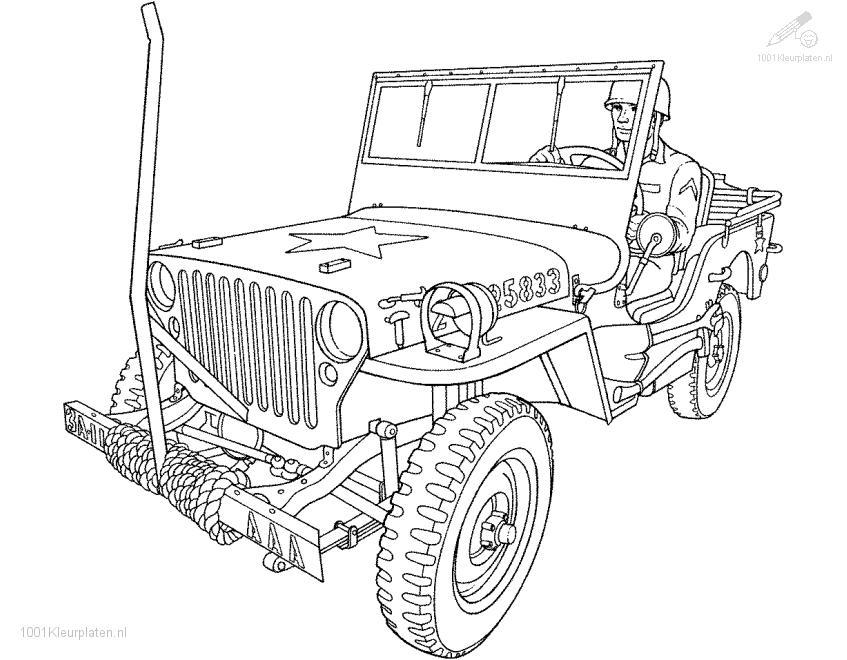 847x660 Jeep Coloring Pages Car Coloring Pages Cool Cars
