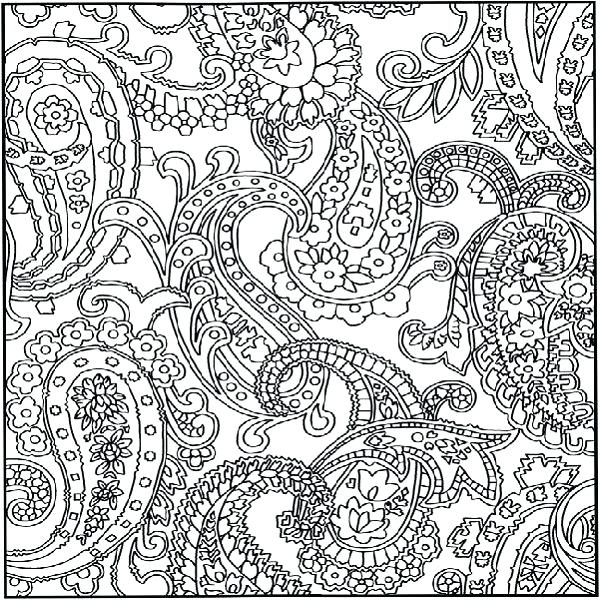 600x600 Cool Pattern Coloring Pages Pattern Coloring Pages Pattern