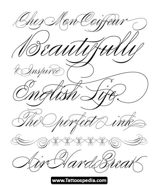 540x626 Cool Cursive Writing Styles Best 25 Tattoo Fonts Cursive Ideas