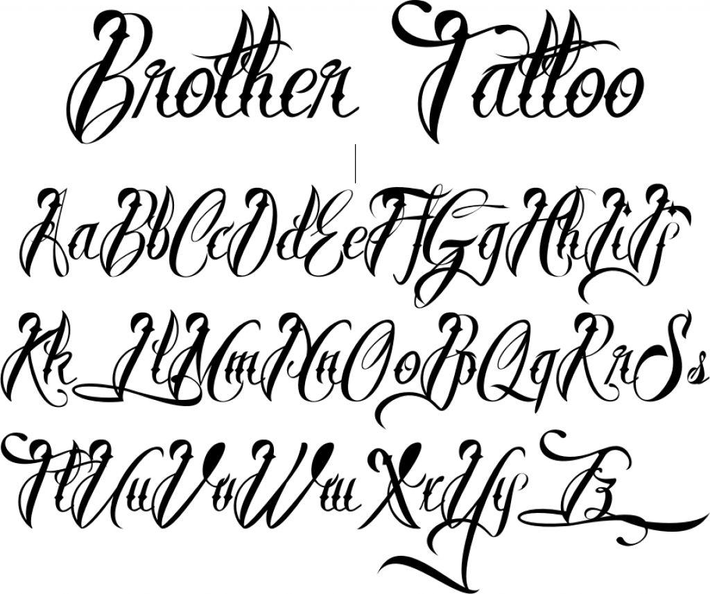 1024x857 Cool Graffiti Fonts To Draw