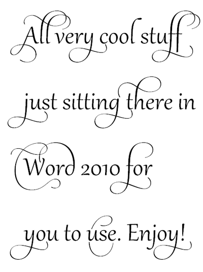 400x534 20 Cool Fonts Of MS Word ThemesCompany