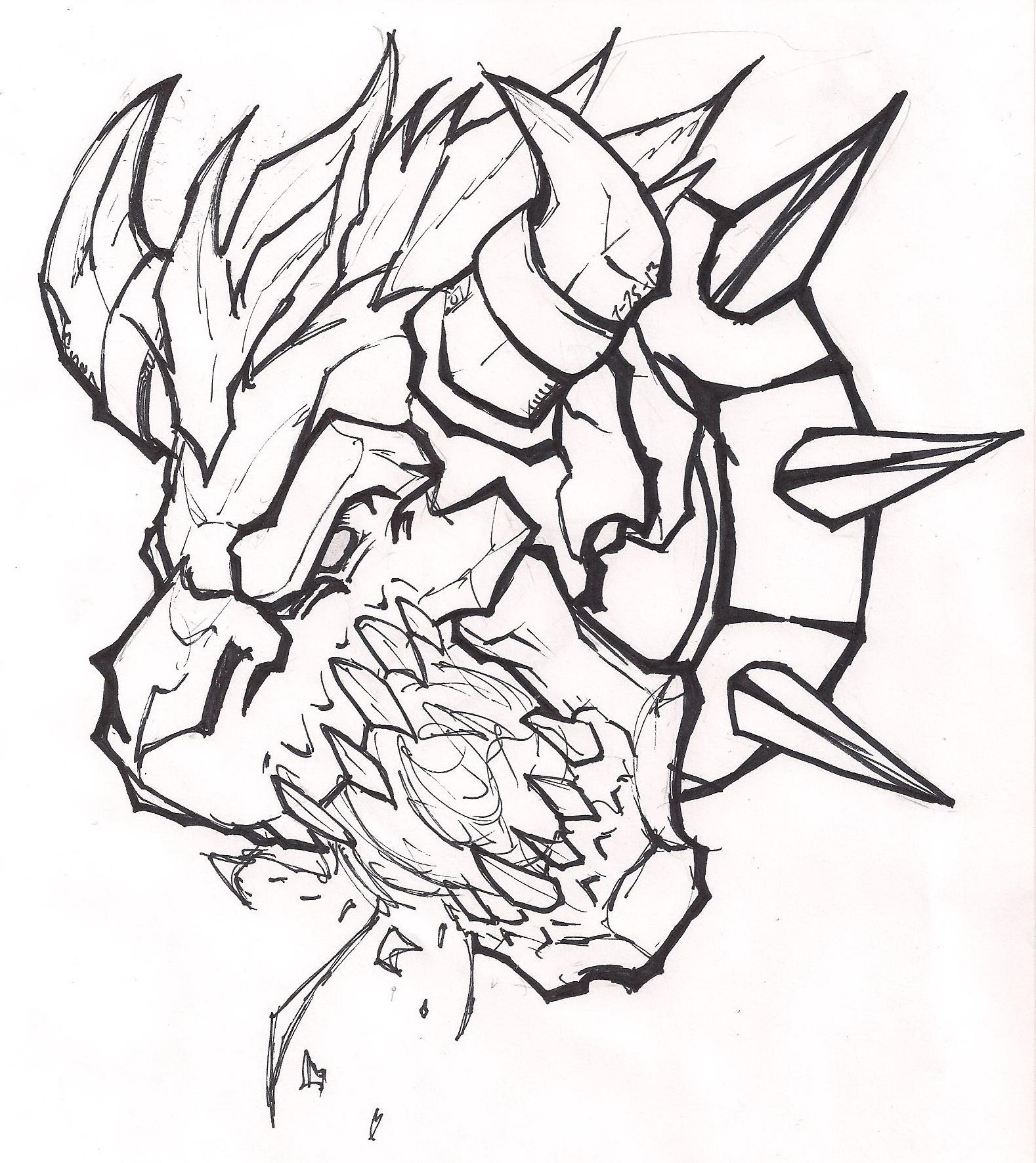 1578x1772 Bowser Skull La By Rampage625