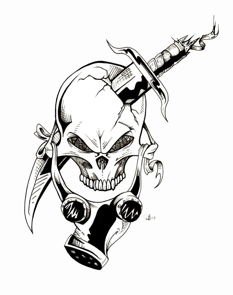795x1005 Sick Skull Graffiti Drawings Sick Drawing Of Skulls With Graffiti