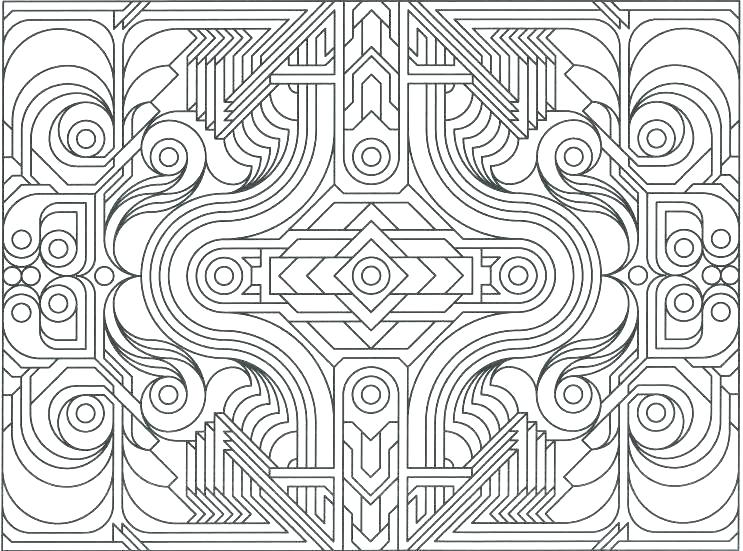 743x551 Pattern Coloring Pages Coloring Patterns Pages Pattern Coloring