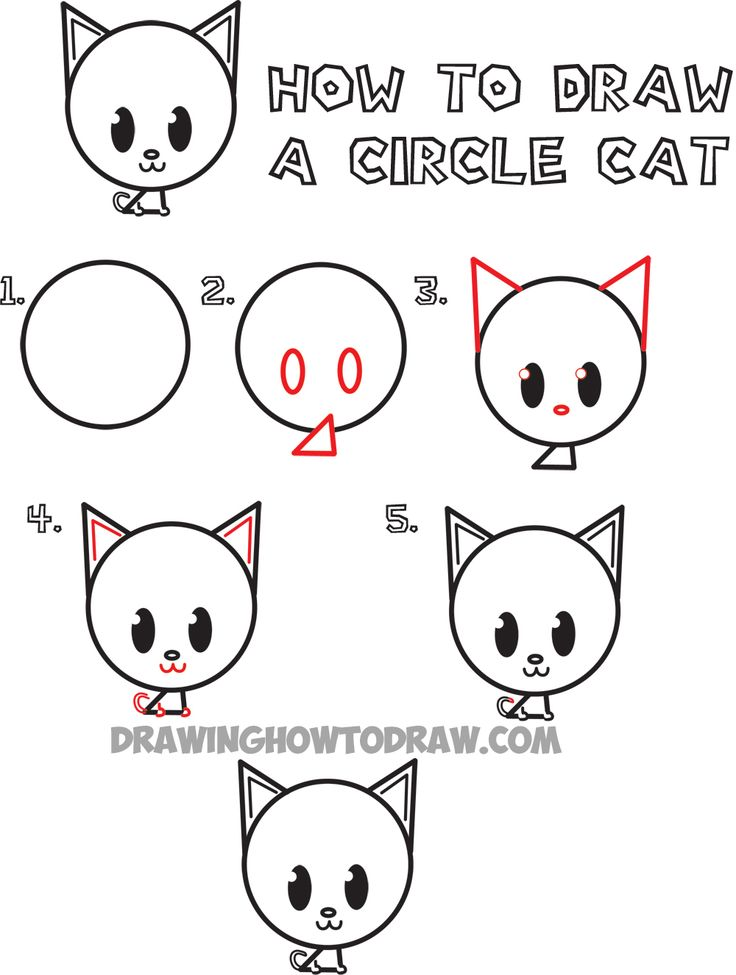 Cool Easy Drawing Ideas Step By Step