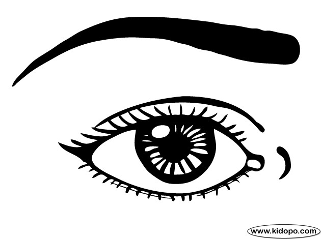 630x470 Fascinating Eye Coloring Page 32 An Free Printable Pages