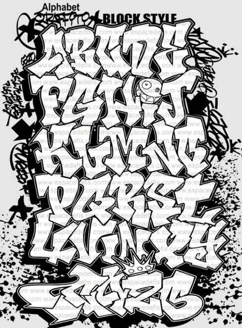 488x661 Drawn Typeface Unique Letter