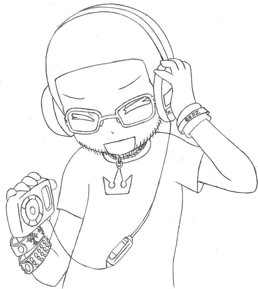 843x947 Super Cool Lineart By Twisterthehedgehog