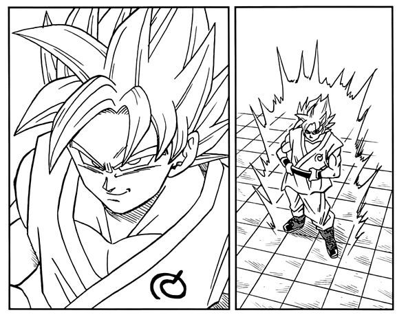 577x458 Some Cool Moments From The Dragon Ball Super Manga That I Re Read