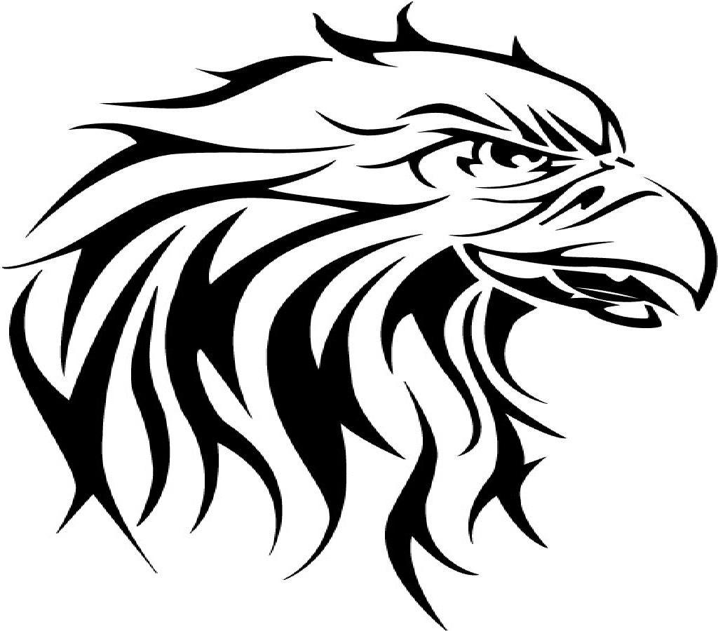 1024x900 Patriotic Eagle Tattoo Mexican Flag Eagle Black And White