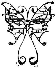 236x282 Cool Music Tattoo Designs To Drawinkspiration On Ddqlzm