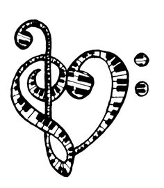 236x270 Music Notes Drawings Tumblr