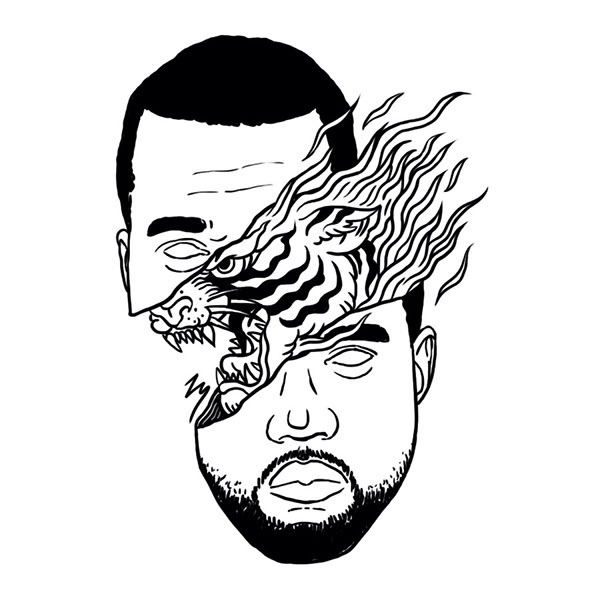 600x600 Odd Future Drawing Illustration Art Cool Music Rap Dope Style