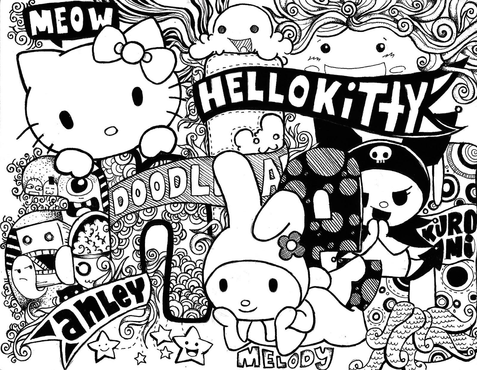 1600x1241 Name Doodle