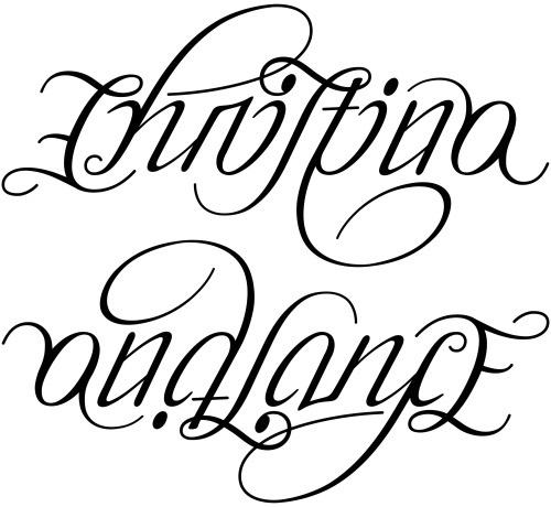 Cool Name Drawing Designs