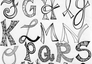 300x210 Cool Designs To Draw Letter Draw Cool Letters Stylish Name